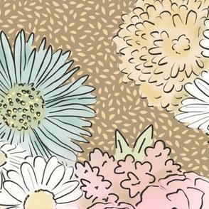 Granny bouquet