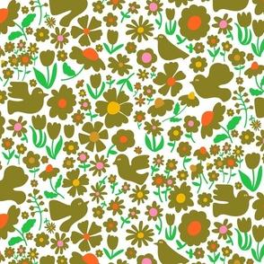 Flora & Birdies