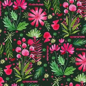 Persephone's Peonies - Pink
