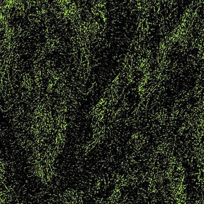 Leather Pattern Textured Mottled Black Lime 24x36_01-150dpi