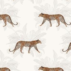 Cheetah Park Iveta Abolina