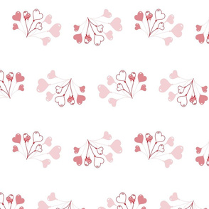 Valentine Love Collection Pattern