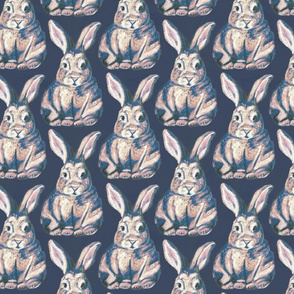 Bunny Rabbit Portrait
