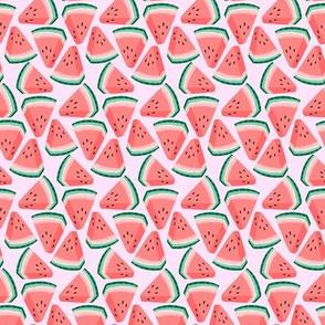 Watermelon - small scale