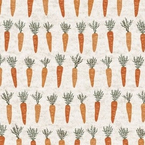 Easter carrots easter fabric
