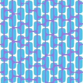 Slider Divider blue