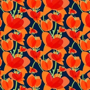 Just Big Poppies