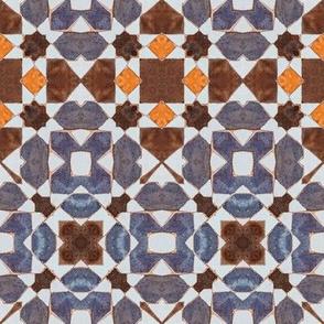 Mosaic South Pattern Moroccan 55