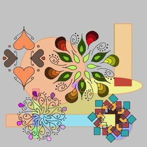 arabesque et graphisme