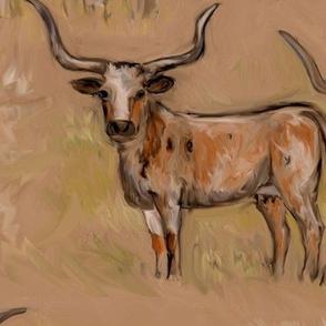 Moo Dy Texas Longhorn Cattle