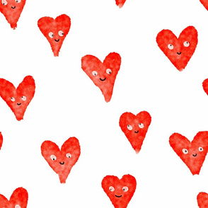 Smiling Hearts 2