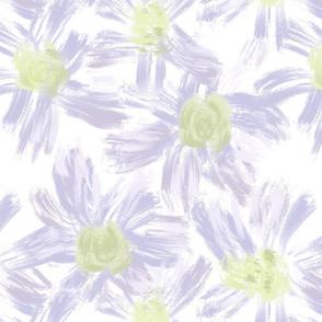 Fliederfarbene Blumen