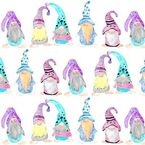 Pastel Gnomes