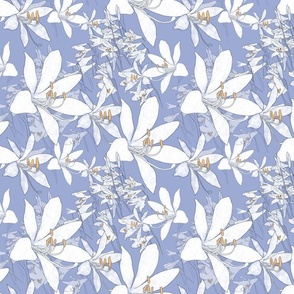 Paradisea Lili Pattern 2