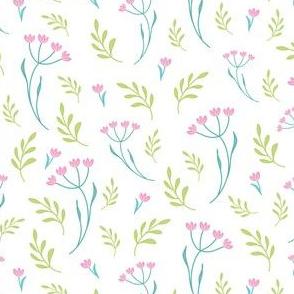 springtime flora & fauna ♦ variation No 15.