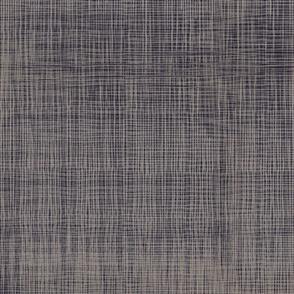 Plain dye woven texture charcoal