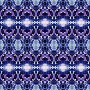 Petal Dance 2 Blue