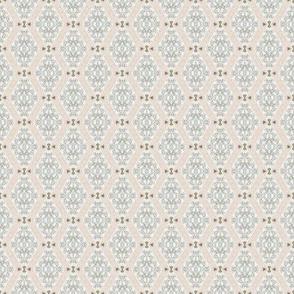 Tender Mosaic vintage geometric pattern 48
