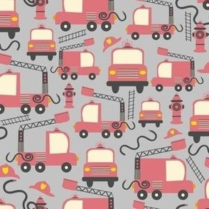 Watercolor Transportation City Construction