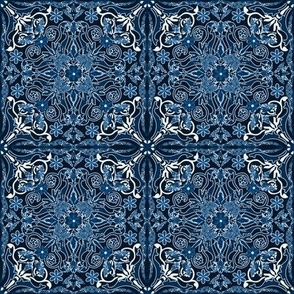 CLASSIC-BLUE-Tile Pattern