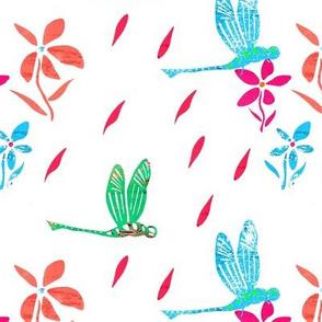 Dragonflowers