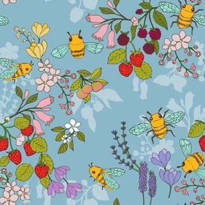 A Garden for Bees {Sky}