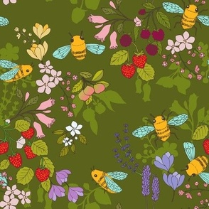 A Garden for Bees {Forest}