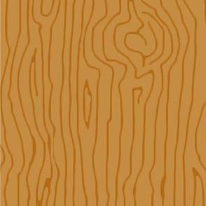 Golden Woodgrain