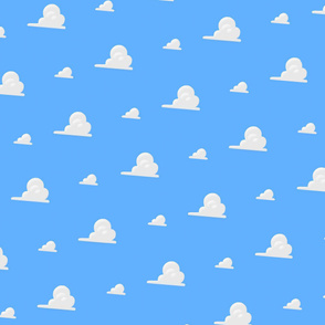 Toy Room Clouds
