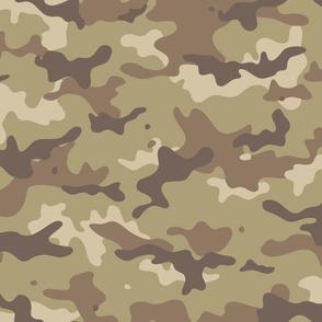 camouflage // desert