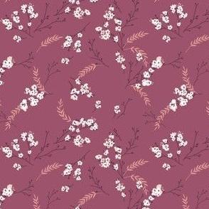 Cherry Blossom - Old Rose