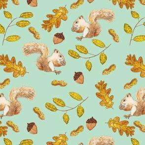 Autumn Squirrels-ch