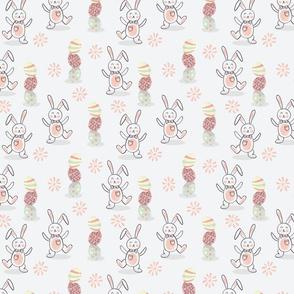 Easter Bunnies-2