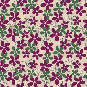 Floret 2020 Floral Pattern Collection