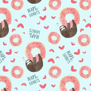 Naps & Donuts