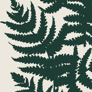 Alma // Pine on Pale Wheat