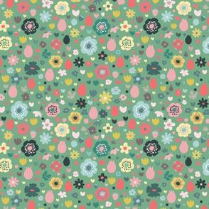 spring spirit flowers
