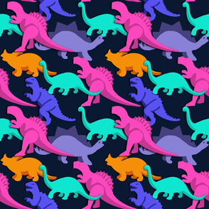Candy Dinosaurs