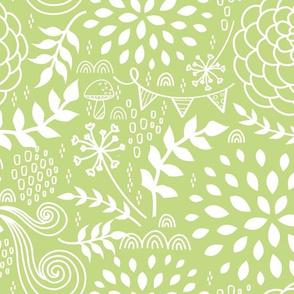 springtime flora & fauna ♦ variation No 10.