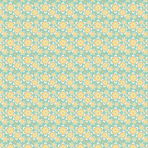 happy-yellow-daisies-on-blue