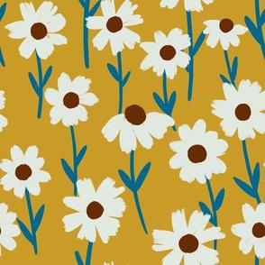 Mustard Daisy