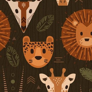 Safari Creatures
