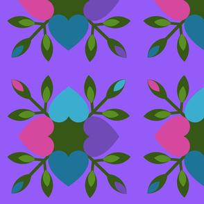 Circle of Hearts - Jean's Palette - Regal Born