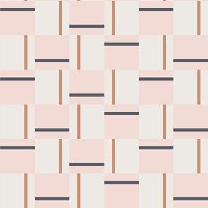 Baja Tile | medium | blush