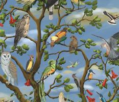 The Bird Chorus Medium