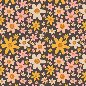 Scattered Daisies