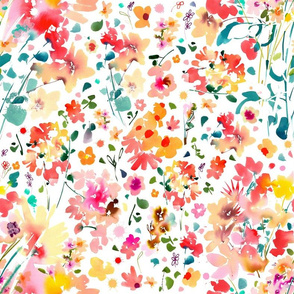 Nectar, Floral Pattern