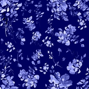 ohh darling blue florals
