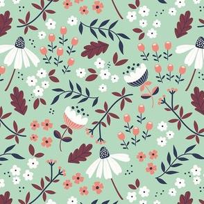 Mint Flora