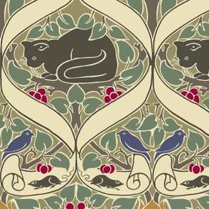 Cat Nouveau v1